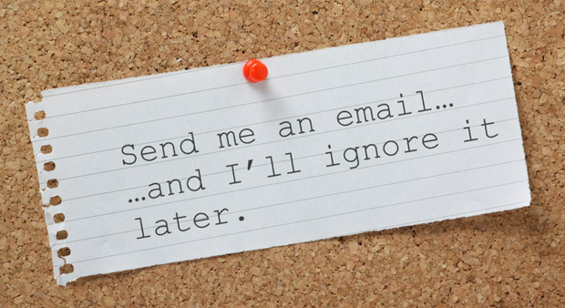 Eight mistakes to avoid when writing emails