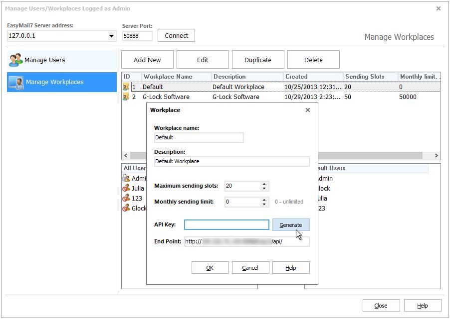 Code generator, plug-in based